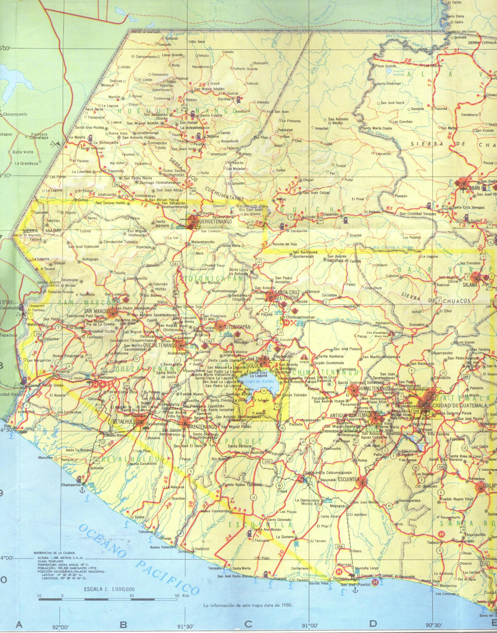 Map Of West Coast Usa Rotterdamsemetabolisten Plan A Flexible - Map of us 61